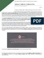 Script per invitare a disattivare AdBlock e AdBlock Plus.pdf
