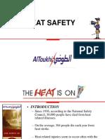 Heat Stress Slides