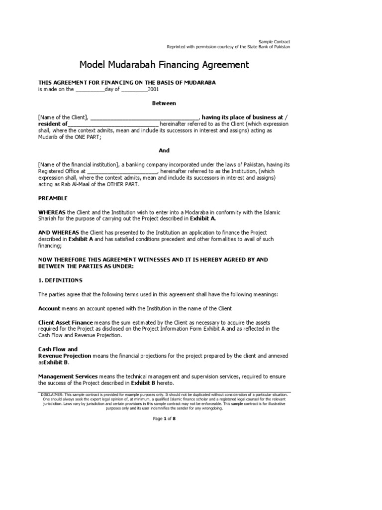 Investor Agreement Sample Document word newsletter template free – Investor Contract Sample