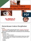 Pemeriksaan Indera Penglihatan dan   Pendengaran.pptx