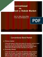 Conventional vs Islamic Bonds by Masum Billah