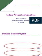 Cellular communication Ee328