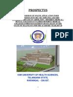 411 Prospectusformanagementquota Telangana