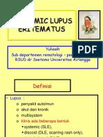 Systemic Lupus Eritematus Kuliah Klerk