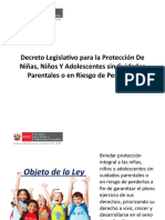 Ley de Proteccion 2017