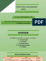 Penjelasan SP Blok Pediatric Ds
