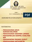 Kuliah6-Hidrometri