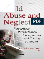 (Children's Issues, Laws and Programs) Michelle Martinez-Child Abuse and Neglect_ Perceptions, Psychological Consequences and Coping Strategies-Nova Science Pub Inc (2016)