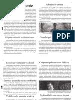 Confira as ações em defesa do meio ambiente de Jonas Doninzette