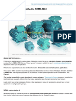 Electrical-Engineering-portal.com-4 Motor Designs Identified in NEMA MG1