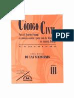 TOMO III - LIBRO TERCERO - DE LAS SUCESIONES  - PDF.pdf
