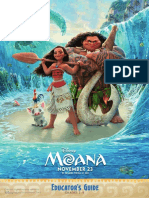 Moana - Educator's Guide