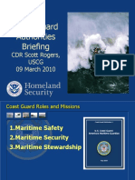 Coast Guard Brief
