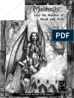 D&D 3.0 Adventure - Into the Garden of Good and Evil
