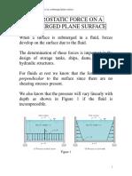 3 Hydro Plane Note