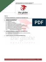 Tema 20.1. Sistemas Informáticos. Conceptos Generales