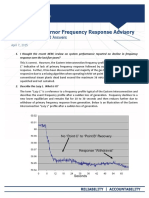 Webinars DL Generator Governor Frequency Response Webinar QandA April 2015
