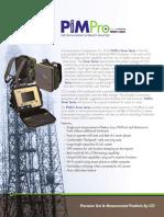 PIMPro Tower Brochure