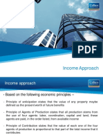Income Approach in Real Estate Appraisal