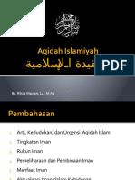 #05. Aqidah Islamiyah
