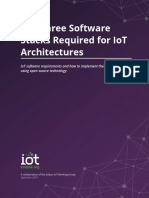 Eclipse IoT White Paper - The Three Software Stacks Required for IoT Architectures