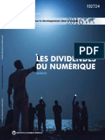 Rapport Developpement Mondial 2016