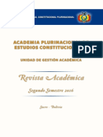 2do Semestre APEC Revista