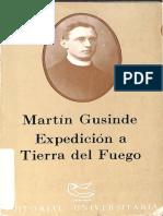 Gusinde_Expedición a Tierra Del Fuego