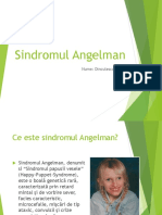 Sindromul Angelman