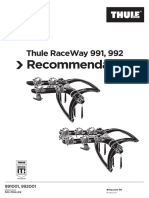 Thule Raceway 991001 992001 Recommendations v09