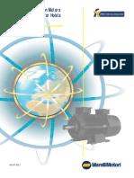 Dvigateli s Faznim Rotorom Tech Param