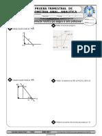 Geometria analitica  4toB