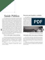 Confira as ações em defesa da saúde de Jonas Donizette