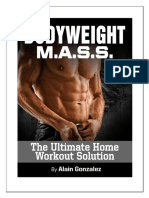 Bodyweight Mass