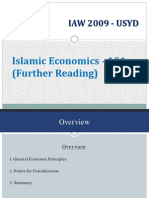 Objectives of Islamic Economics by Waseem Dourehie