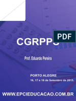 CGRPPS - Eduardo Pereira