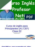 Curso de Ingles Clase 02 (1)
