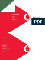 Vodafone Design Report