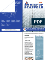 Scaffolding Catalog 2013