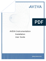 AVEVA Instrumentaion Installation User Guide.pdf