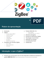 APRESENTAÇÃO ZigBee