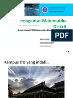 Pengantar Matematika Diskrit (2013)