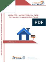 Guida dell'Agenzia delle Entrate Per l'Acquisto Della Prima Casa