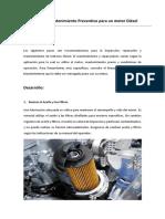 Manual de Mantenimiento Preventivo Para Un Motor Diése1