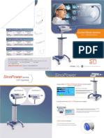 2017 Sinomdt Contrast Media Injector Catalog
