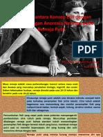 Hubungan Antara Konsep Diri Dengan Kecenderungan Anorexia Nervosa