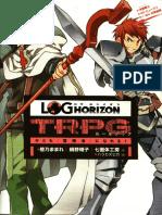 Log Horizon TRPG