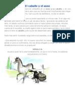 El caballo y el asno.docx