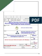 B-1-1- Note de Calcul Pour Trémie de Réception (Silo Métallique) (ET0172-PE-GEC-30101-00)