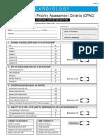 Criterii de Acces Prioritar Pt Cateterism Cardiac